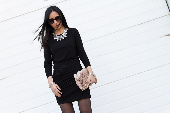 Blogger de moda valenciana con Little Black Dress