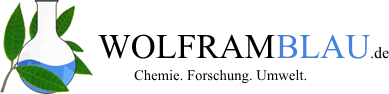 Wolframblau - Chemie. Forschung. Umwelt.