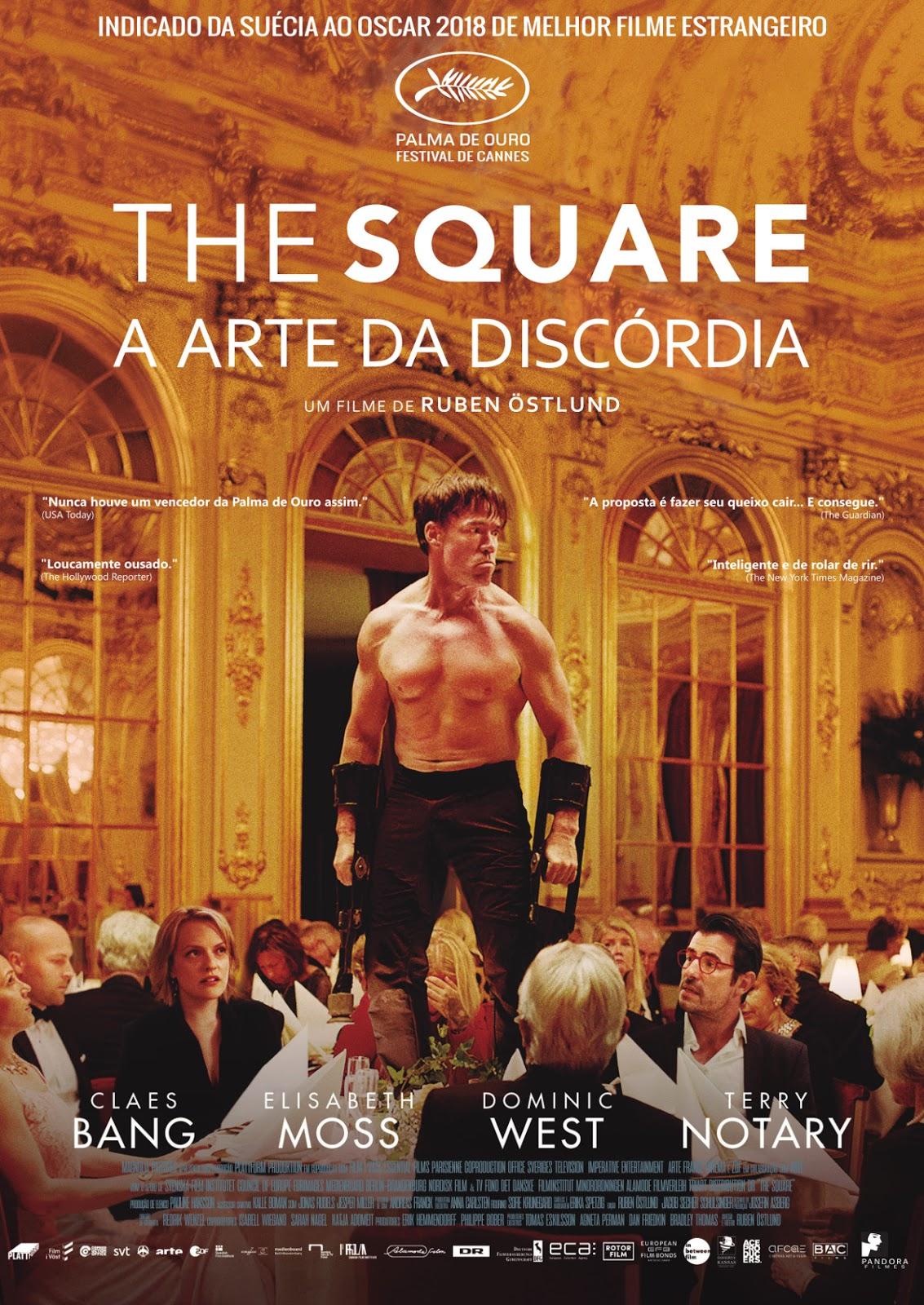 The Square: A Arte da Discórdia Legendado