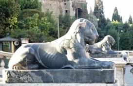 NOVITA' Tour in bici serali: Orme egizie a Roma
