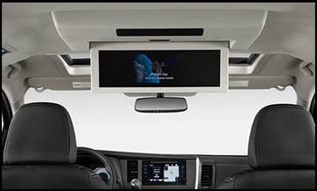 2016 Toyota Sienna Brochure Australia