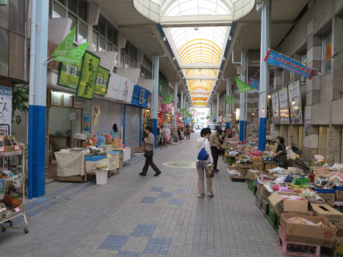 Ishigaki Market Yu-gurena Mall