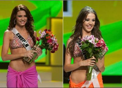 Ronnia Fornstedt,Miss Photogenic award winner 2011
