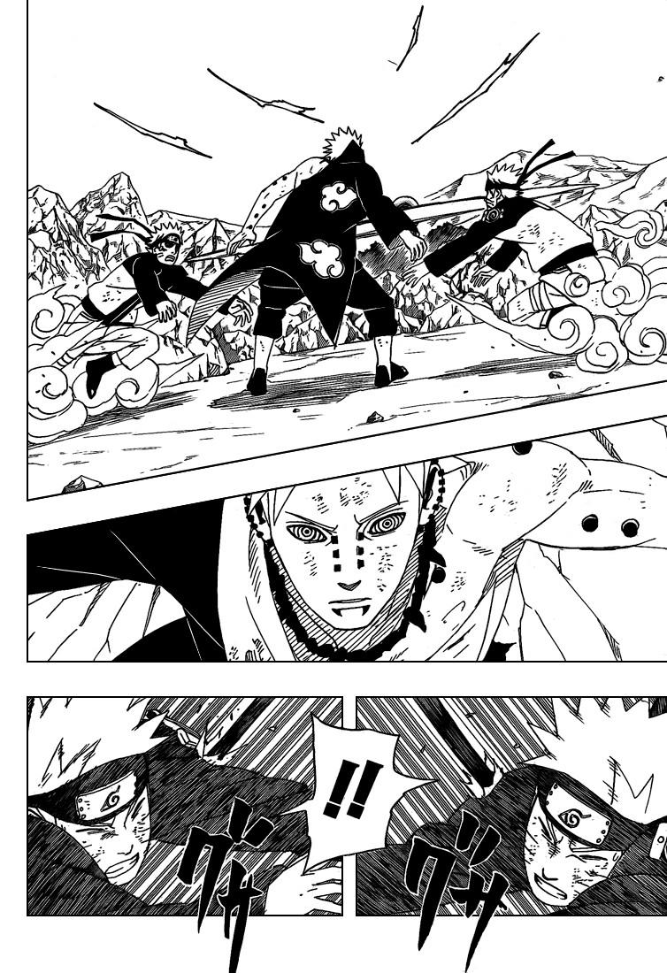 Naruto chap 442 Trang 8 - Mangak.info