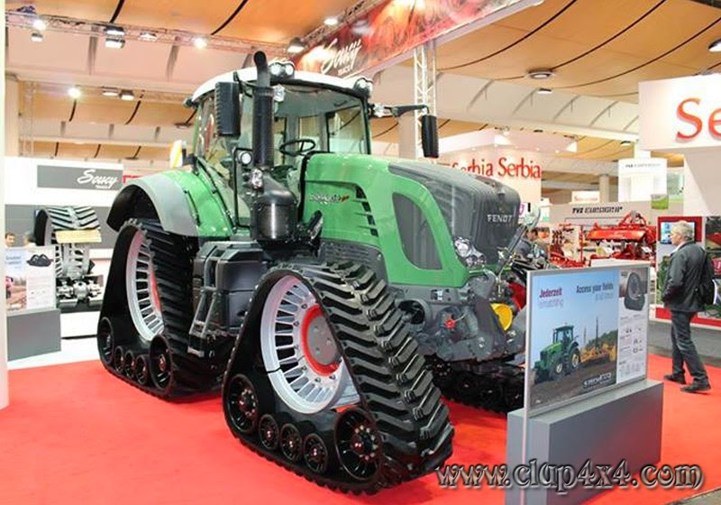 Tractors Farm Machinery Fendt Sucy Track