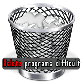 Delete programs intractable