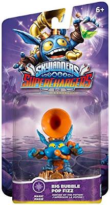 TOYS : JUGUETES - Skylanders Superchargers   Big Bubble Pop Fizz Figura - Muñeco | Videojuego Producto Oficial 2015 | Activision | A partir de 6 años Comprar en Amazon España & buy Amazon USA