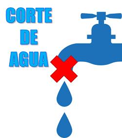 Corte de agua en Ciudad Bolívar