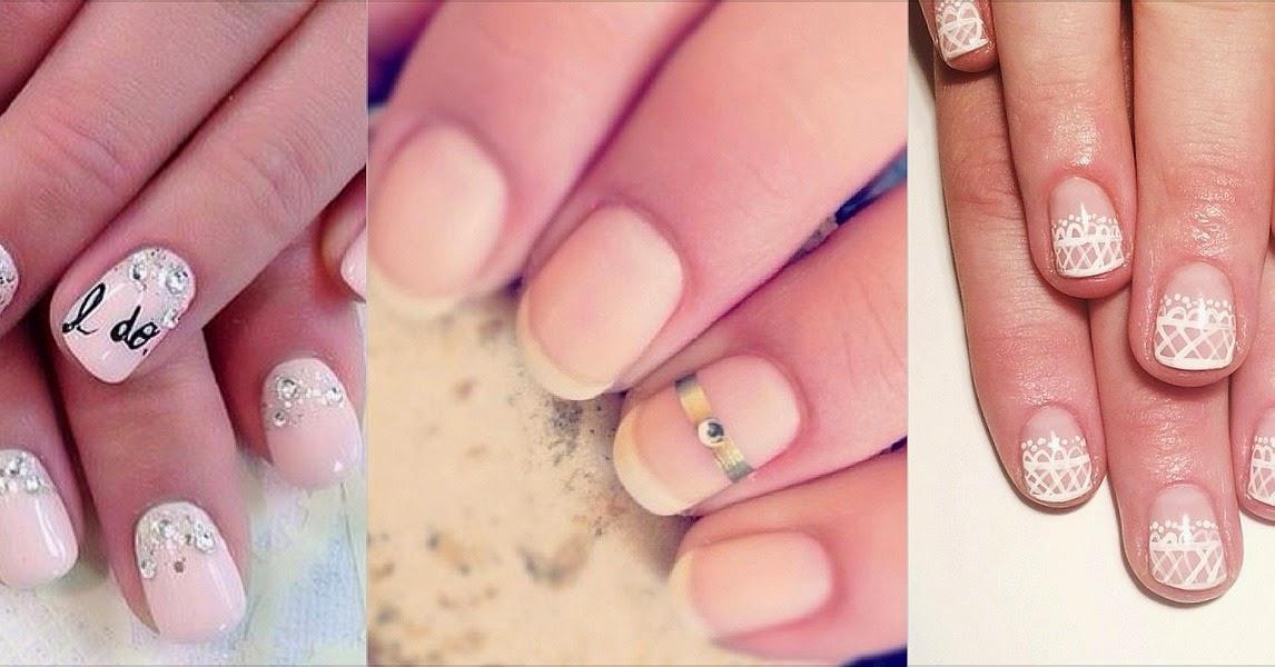 Summer Wedding Nails 2014httpnails Sidespot