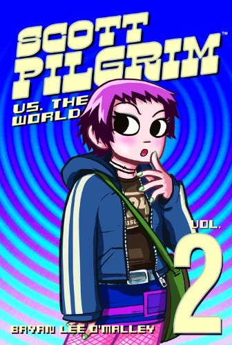 Islington Comic Forum Books Scott Pilgrim