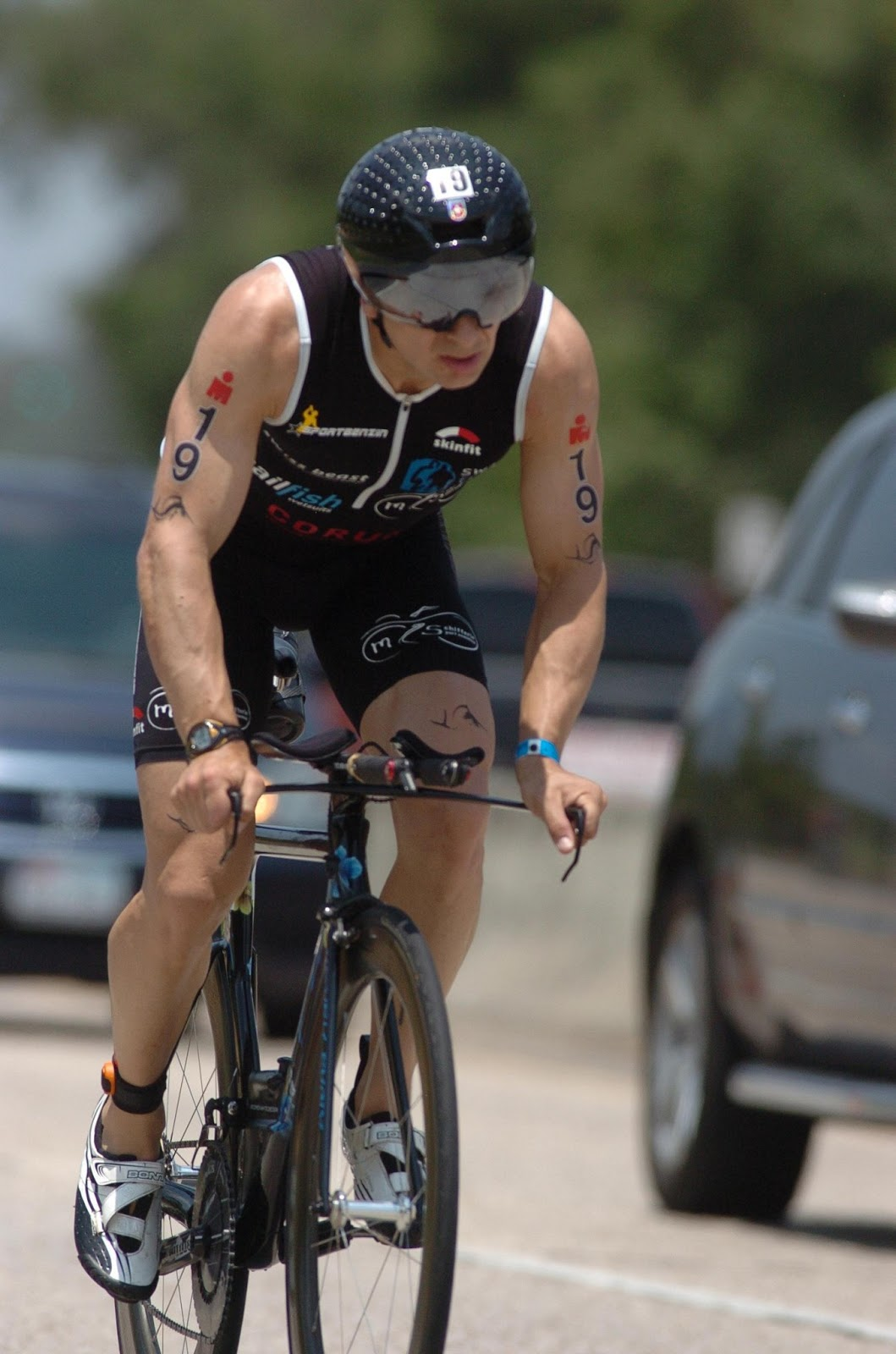 Mike Schifferle, Ironman