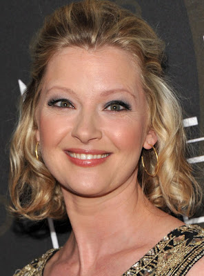 Gretchen Mol Gold Hoop Earrings