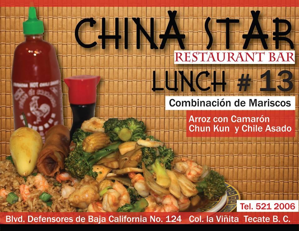 Restaurante CHINA STAR