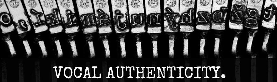 vocal authenticity.
