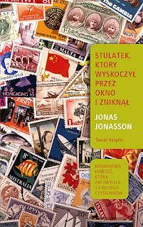 Jonas Jonasson. Stulatek, który wyskoczył przez okno i zniknął.
