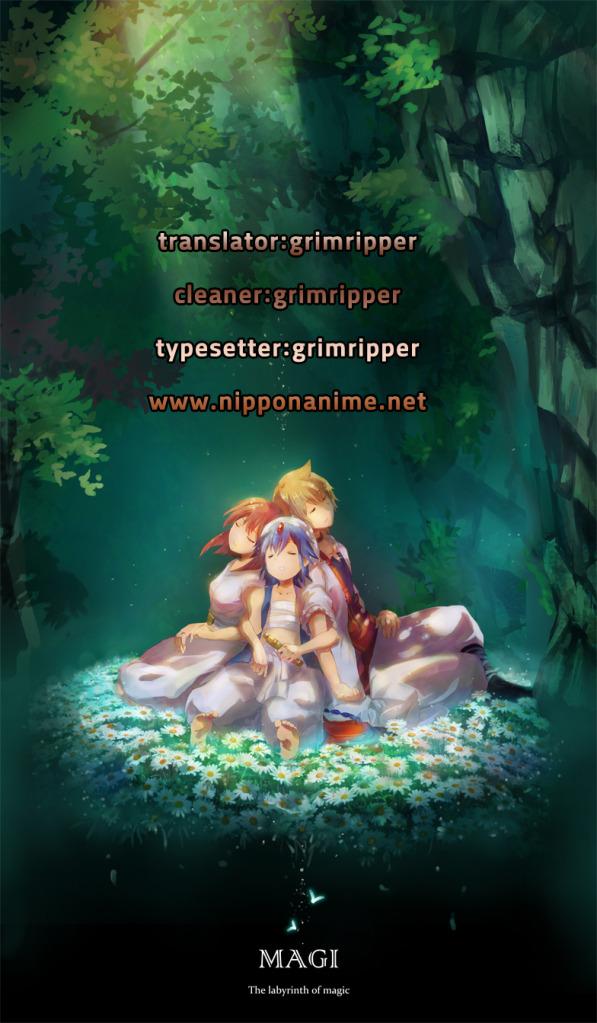 Magi the Labyrinth of Magic 120 TH เซปาร์ จิน VS จิน  หน้า 20