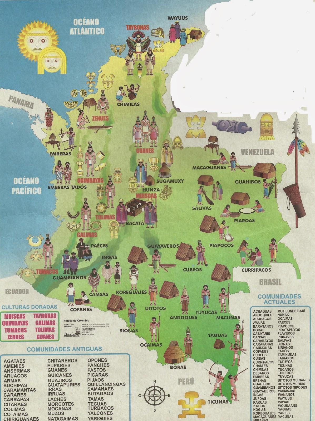 Diversidad cultural en colombia for Cajeros cerca de mi ubicacion