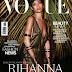 Rihanna For Vogue Brasil, May 2014
