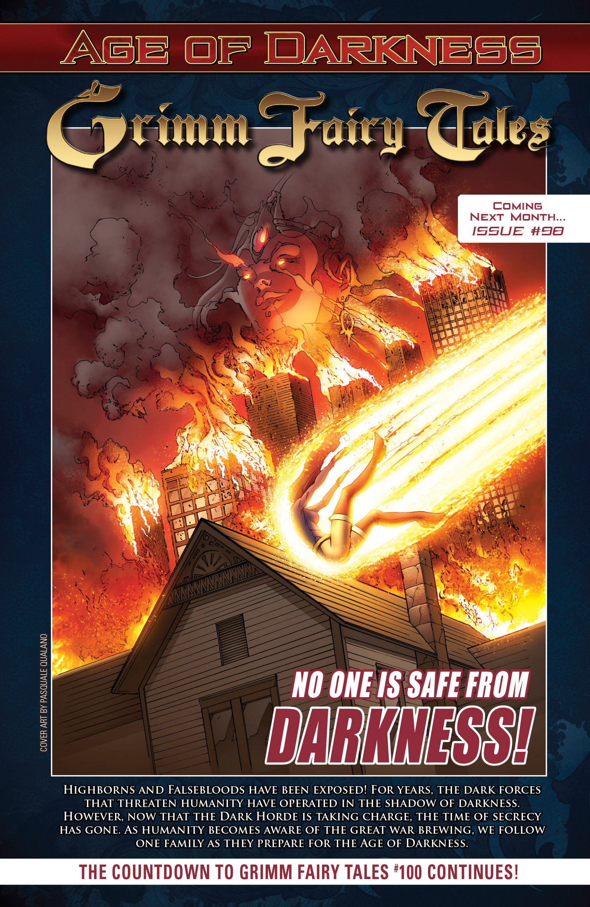 Grimm Fairy Tales (2005) Issue #97 #100 - English 23