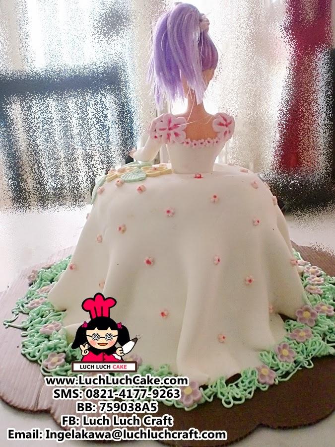 Barbie Cake Daerah Surabaya Sidoarjo