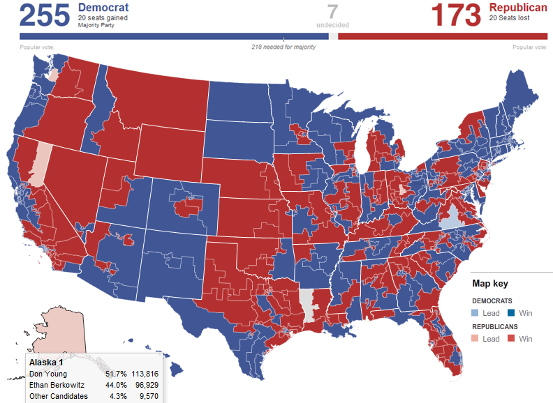 GIS3015 Map Catalog Nominal Area Choropleth Map House of