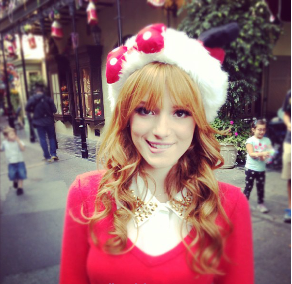 Rockin Around The Christmas Tree By Miley Cyrus