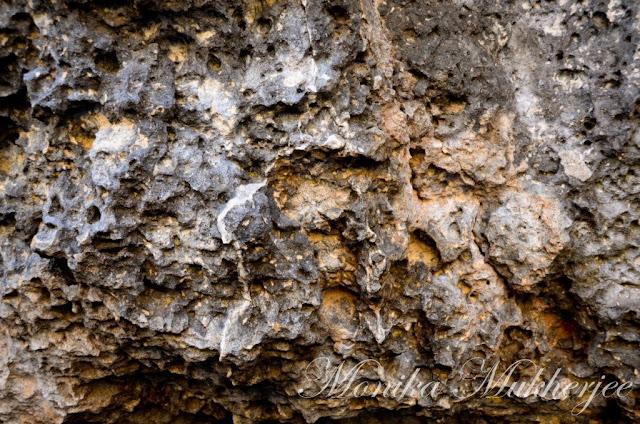 Caves and Comino Island Blue Lagoon Malta by Monika Mukherjee