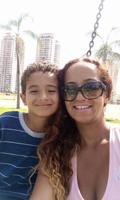 Brasileira em Israel
