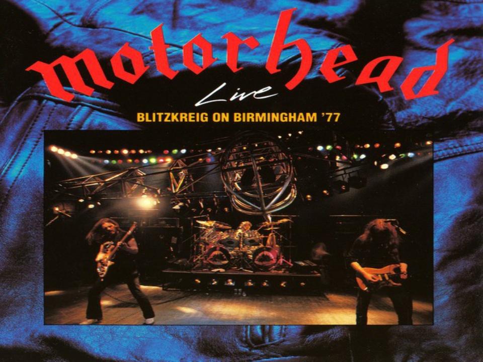 Blitzkreig On Birmingham Motörhead
