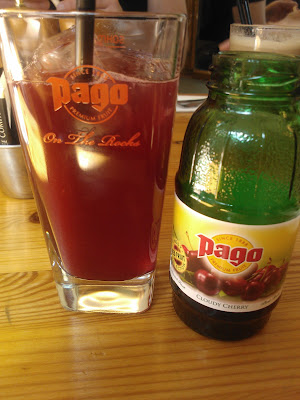 Pago Cloudy Cherry Juice