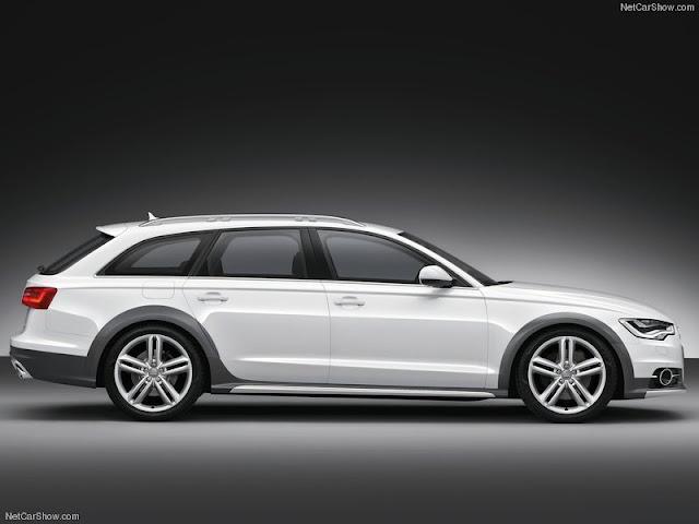 автозапчасти Audi A6 allroad quattro