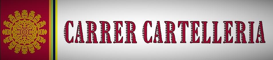 Blog de cartells de festes de CAN CARRASCA