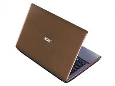 new Acer Aspire 4755G
