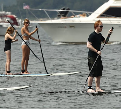 Taylor Swift Holiday Together Ed Sheeran