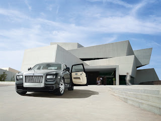 Rolls Royce 200EX Wallpapers