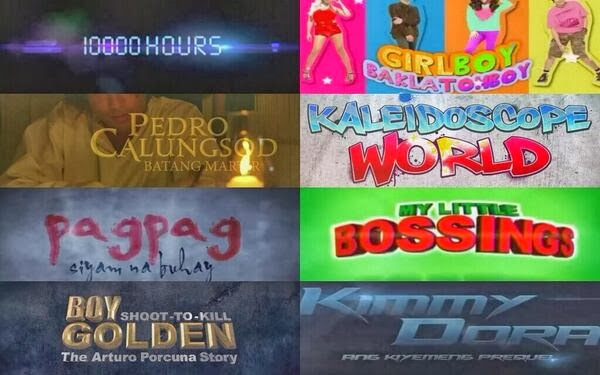 [Opinion] The Official MMFF 2013 Entries. - Hello! Welcome ...