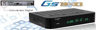 globalsat - GLOBALSAT PRIMEIRA ATUALIZAÇÃO GS-340 E GS300 DIAMOND GS_340