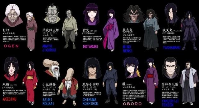 Bushido, Samurai, Clan Iga