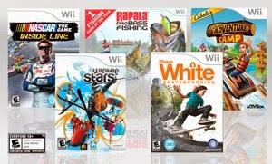 Wii Game Deals