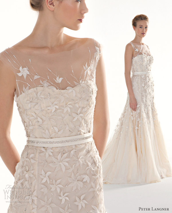 Honey Buy Peter Langner 2013 Wedding Dresses