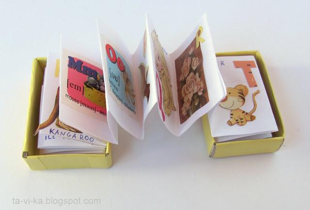 Как сделать коробку книжку