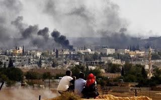 Ισλαμικό Κράτος: Σφυροκοπούν τη Ράκα οι γαλλικές αεροπορικές δυνάμεις