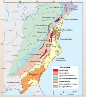 John Quigley's A Green Thing blog: Three shale layers now being ...