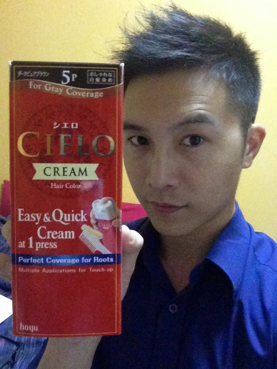 The minute man lifestyle fashion for the minute hair dyeing hair dyeing tips with cielo cream hair colour sponsored post solutioingenieria Gallery