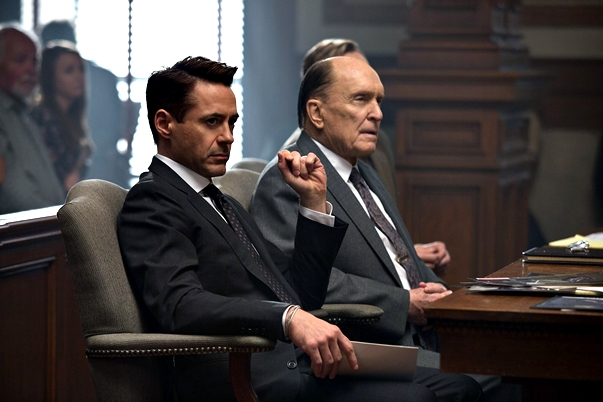 El juez (The Judge, 2014), dirigida por David Dobkin.