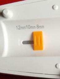 betaconnect profundidad de inyección