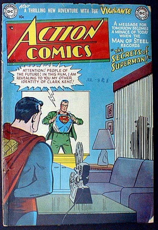 Action Comics (1938) 171 Page 1