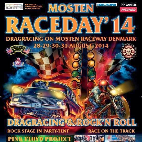 Mosten Race day...