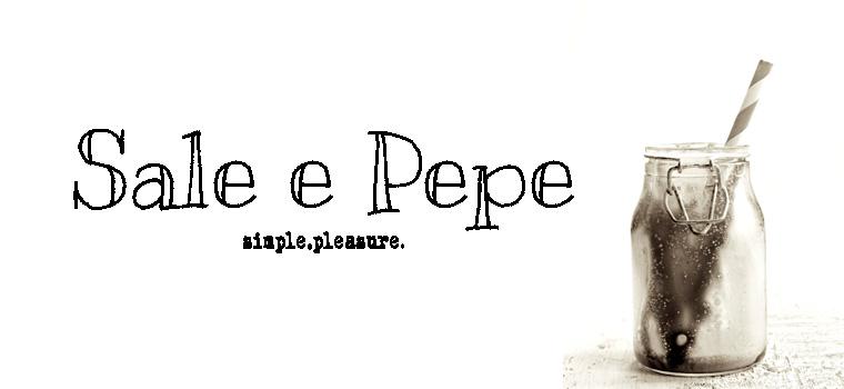 Sale e Pepe