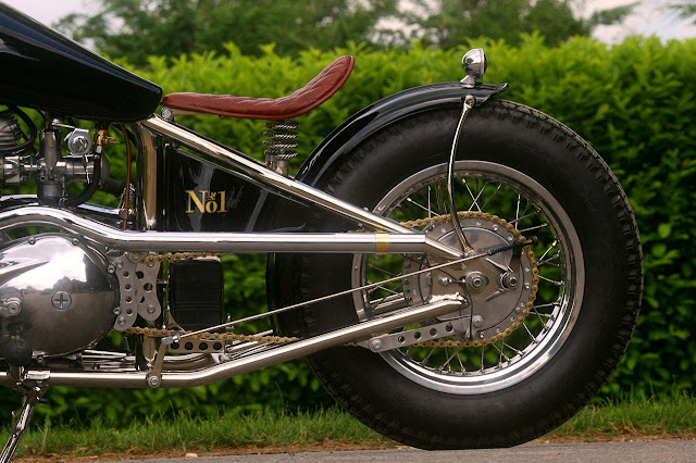 Gladstone Motorcycles detail